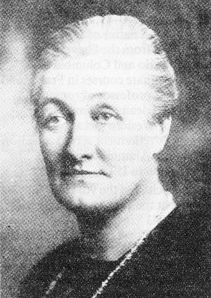 Charlotte Hinds Melrose 1875-1953