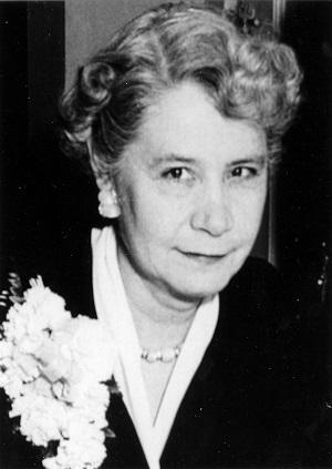 Dr. Doris Boyce Saunders 1901-2003