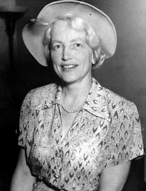 Dr. Marion Elder Grant 1900-1989