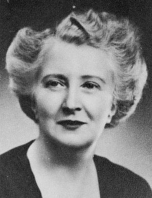 Dr. Martha Elsie Law, DDS 1896-1989