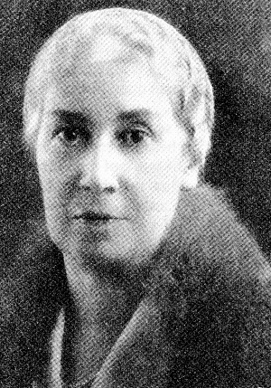 Dr. Susan Cameron Vaughan 1871-1961