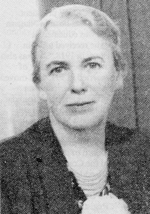 Dr. Ursilla MacAlister Macdonnell 1879-1965