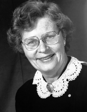 Dr. Ruth Cooper Bell, C. M. 1919-2015