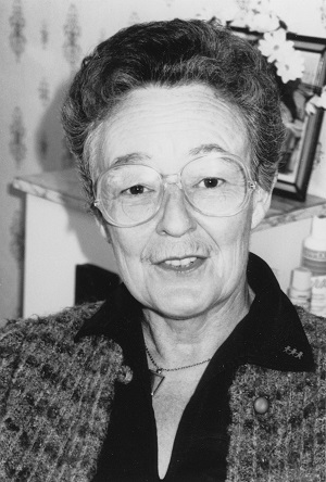 Margaret McIlwraith Matheson 1933-