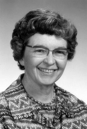 Dr. Margaret Fyfe Orange 1918-1987